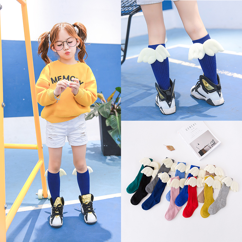 look out for meet coupon codes Mareya Trade - kids socks Spring Autumn Cotton girls long ...